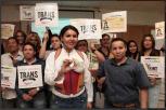 Diane Rodriguez logra logro el cambio de sexo por genero en la cedula de identidad para trans travestis transgeneros transexuales en Ecuador del registro civil (1)
