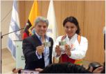 Diane Rodriguez logra logro el cambio de sexo por genero en la cedula de identidad para trans travestis transgeneros transexuales en Ecuador del registro civil (2)