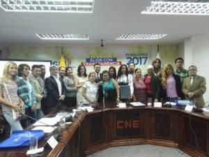 Federación de Organizaciones LGBTI logra acuerdos en favor de los LGBTI con el Consejo Nacional Electoral (4)