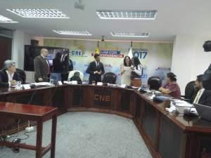 Federación de Organizaciones LGBTI logra acuerdos en favor de los LGBTI con el Consejo Nacional Electoral (6)