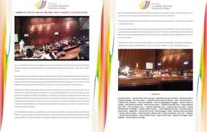 Manifiesto por el dialogo y la justicia social federacion ecuatoriana de organizaciones lgbti