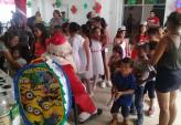 Agasajo Navideño a niños con enfermedades catastroficas y VIH - Asociación LGBT Silueta X - Ecuador (28)