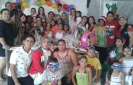 Agasajo Navideño a niños con enfermedades catastroficas y VIH - Asociación LGBT Silueta X - Ecuador (42)