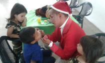 Agasajo Navideño a niños con enfermedades catastroficas y VIH - Asociación LGBT Silueta X - Ecuador (48)