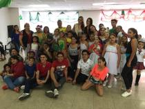 Agasajo Navideño a niños con enfermedades catastroficas y VIH - Asociación LGBT Silueta X - Ecuador (49)