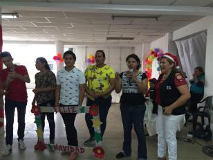 Agasajo Navideño a niños con enfermedades catastroficas y VIH - Asociación LGBT Silueta X - Ecuador (80)