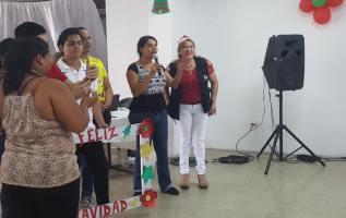 Agasajo Navideño a niños con enfermedades catastroficas y VIH - Asociación LGBT Silueta X - Ecuador (90)