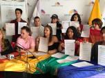LGBTI Convocan al NO en 2 3 y 6 preguntas de la COnsulta Popular y solicitan a lenin moreno cumplir con los acuerdos (8)