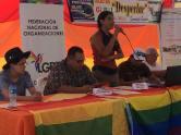 2do encuentro nacional y segunda asamblea de la federación ecuatoriana de organizaciones LGBTI - Diane Rodriguez (3)