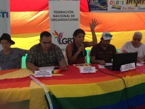 2do encuentro nacional y segunda asamblea de la federación ecuatoriana de organizaciones LGBTI - Diane Rodriguez (4)