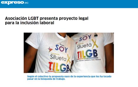 Asociación LGBTI presenta proyecto legal para la inclusión laboral en Ecuador-Federacion Ecuatoriana LGBTI-Plataforma Revolucion Trans-Transmasculinos Ecuador-Asociacion Silueta X-Camara de Comercio LGBT de Ecuador.png