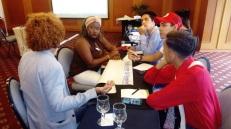 La Asociación Silueta X trabaja en taller de VIH con UNFPA-Federacion Ecuatoriana LGBTI Ecuador 4