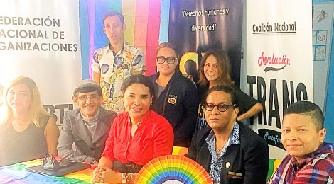 La Federación Ecuatoriana de Organizaciones LGBTI a traves de la Asociación Silueta X presentó el Estudio de percepción ciudadana de avances o retrocesos LGBTI 1