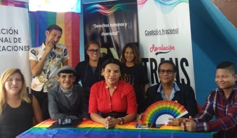 La Federación Ecuatoriana de Organizaciones LGBTI a traves de la Asociación Silueta X presentó el Estudio de percepción ciudadana de avances o retrocesos LGBTI 12