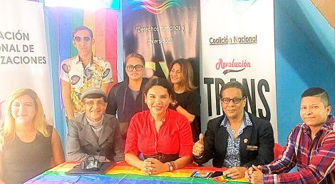 La Federación Ecuatoriana de Organizaciones LGBTI a traves de la Asociación Silueta X presentó el Estudio de percepción ciudadana de avances o retrocesos LGBTI 4