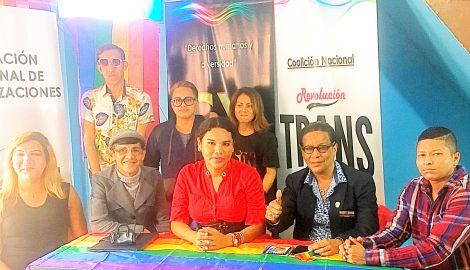 La Federación Ecuatoriana de Organizaciones LGBTI a traves de la Asociación Silueta X presentó el Estudio de percepción ciudadana de avances o retrocesos LGBTI 5