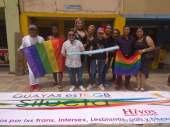 pregon en daule, asociacion silueta x, transmasculinos, revolucion trans federacion de organizaciones lgbt (7)