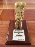 Premio Reconocimiento Valdivia Diane Rodriguez Ecuador