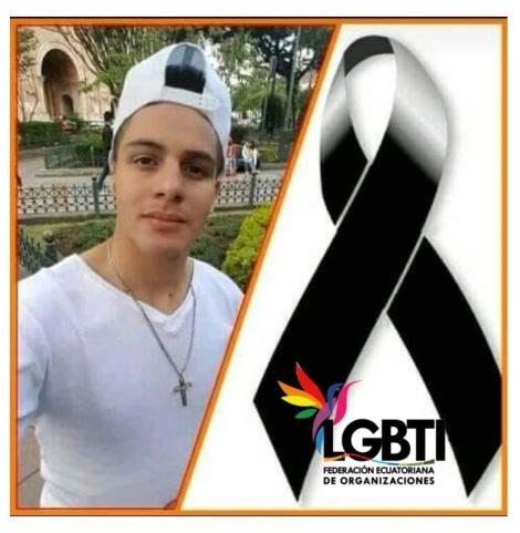Asesinato persona Gay en Cuenca - Federación Ecuatoriana de Organizaciones LGBT