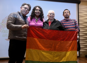 Presentación de la Guía tecnica de prevención del bullying por orientación sexual e identidad de género en Ecuador - Diane Rodríguez