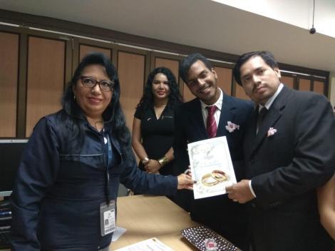3er matrimono homosexual en Ecuador y el 1ero de hombres gays - Cámara LGBT Comercio Ecuador - Asociación Silueta X 1.jpg