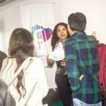 Camara LGBT del Ecuador rueda de prensa sobre lanzamiento - CEO Diane Rodriguez (3)