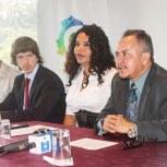 Camara LGBT del Ecuador rueda de prensa sobre lanzamiento - CEO Diane Rodriguez (8)