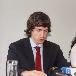 Camara LGBT del Ecuador rueda de prensa sobre lanzamiento - NGLCC Phil Greham (2)