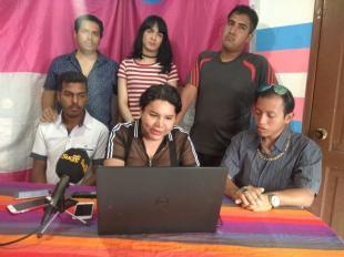 Presentación del Informe del Acceso a la Justicia y los Derechos humanos LGBT 2018 - Asociación Silueta X 2