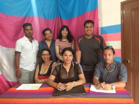 Presentación del Informe del Acceso a la Justicia y los Derechos humanos LGBT 2018 - Asociación Silueta X 5