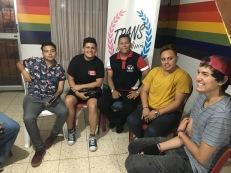Asociación Transmasculinos Ecuador - Hombres trans FTM - Taller terapia hormonal y peligros (11)