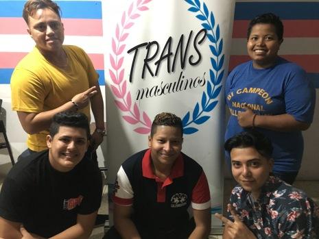 Asociación Transmasculinos Ecuador - Hombres trans FTM - Taller terapia hormonal y peligros (15)