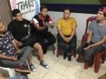 Asociación Transmasculinos Ecuador - Hombres trans FTM - Taller terapia hormonal y peligros (3)