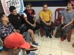 Asociación Transmasculinos Ecuador - Hombres trans FTM - Taller terapia hormonal y peligros (4)