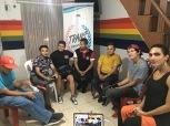 Asociación Transmasculinos Ecuador - Hombres trans FTM - Taller terapia hormonal y peligros (5)