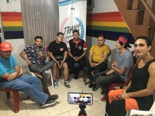 Asociación Transmasculinos Ecuador - Hombres trans FTM - Taller terapia hormonal y peligros (9)