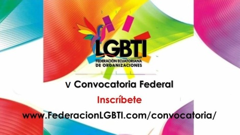 V Encuentro Nacional de la Federacion Ecuatoriana de Organizaciones LGBT 2020