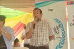5to Encuentro Nacional de Poblaciones Sexo Diversas - Federación Ecuatoriana de Organizaciones LGBT - German Castillo