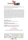 Manifiesto - 5to Encuentro Nacional de Poblaciones Sexo Diversas - Federación Ecuatoriana de Organizaciones LGBT 3